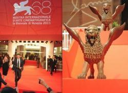 Золотой лев - главный приз кинофестиваля в Венеции