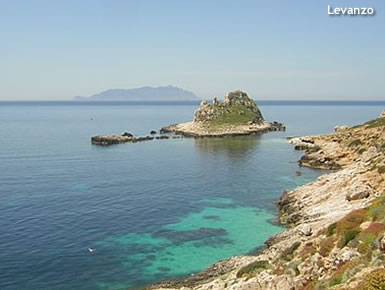 Остров Леванцо - Италия