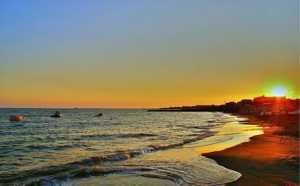 Пляжи Лидо ди Латина - Италия