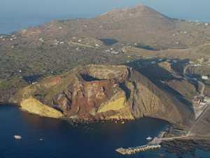 Остров Линоза - Италия
