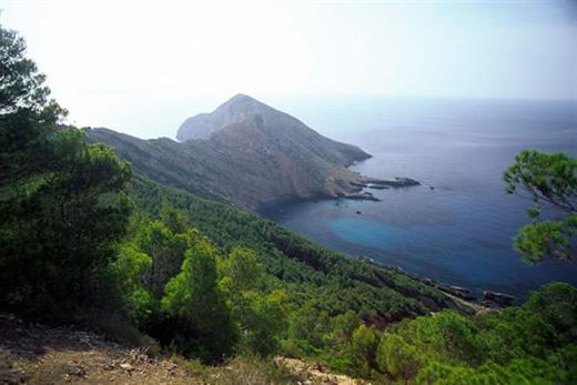 Остров Мареттимо - Италия