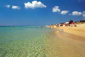 Пляж Лечче