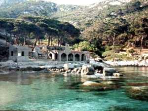 Остров Монтекристо - Италия