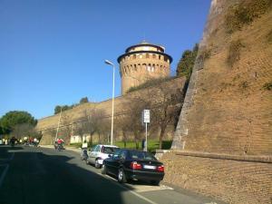 Леонинская стена - Ватикан