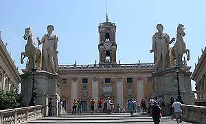 Капитолийские Музеи - Рим, Капитолий