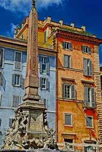 Обелиск Пантеона - Рим