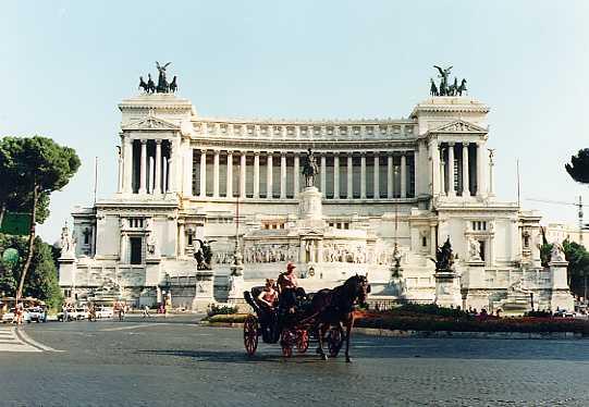 Рим - Пьяцца Венеция