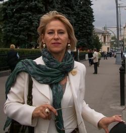 Елена Паламодова - гид по Риму