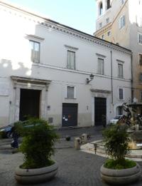 Палаццо Маттеи - Рим