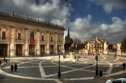 Дворец-музей Монтечиторио в Риме