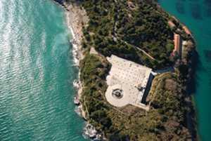 Остров Пальмария - Италия