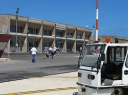 Пантеллерия - старый аэропорт