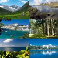 Национальные парки в Италии