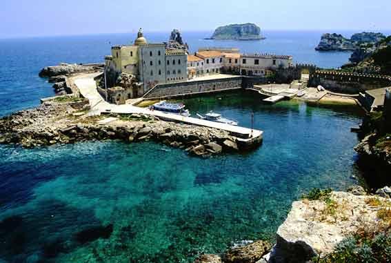 Остров Пианоза - Италия