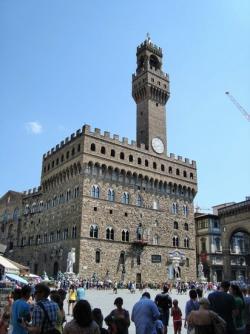 Площадь Синьории - Флоренция
