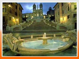 Испанская площадь - Рим
