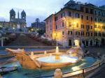 Пьяцца ди Спанья - Рим