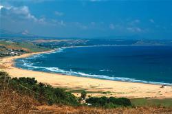 Пляж Порто-Пало в Менфи