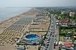 Пляжи Римини - Италия