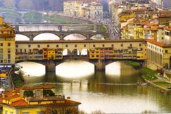 Старый Мост (Ponte Vecchio) - Флоренция