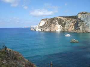 Остров Понца - Италия