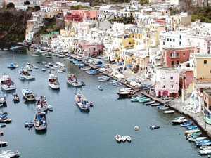 Остров Прочида - Италия