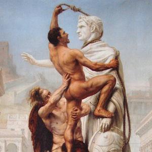 Древний рим гомосексуалисты