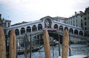 Понте Риальто - Венеция