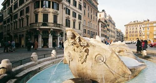 Рим - Испанская площадь