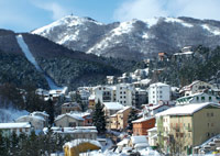 Абруцо - зимен курорт в Централна Италия