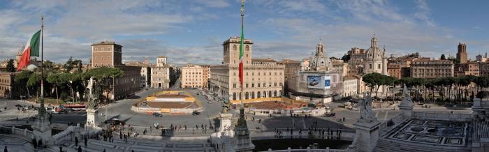 Рим - Площадь Венеции