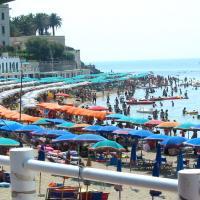 Санта Маринелла - пляж