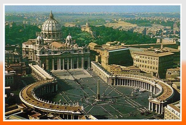 Собор Святого Петра - Рим