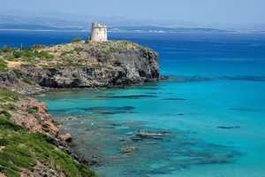 Остров Святого Антиоха - Италия
