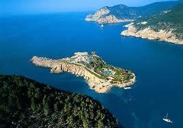 Остров Санто-Стефано - Италия
