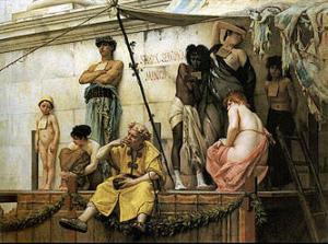 Сексуальное рабство древний рим