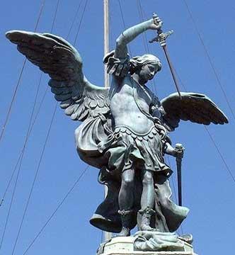 Статуя Святого Ангела