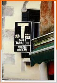 Табакки - здесь покупают и наводят справки по городу