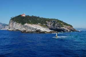 Остров Тино - Италия