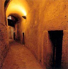 Замок Святого Ангела - историческая тюрьма