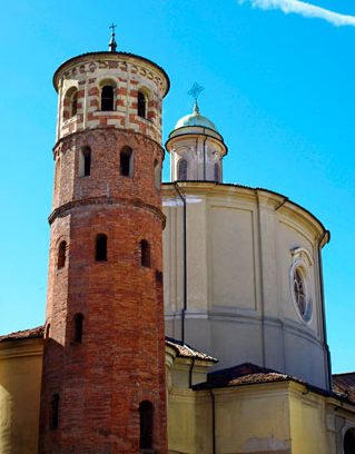 Torre Rossa - Асти