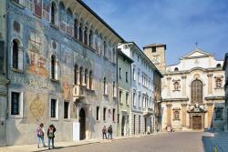 Город Тренто - Италия