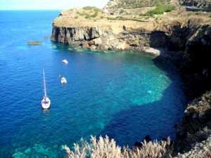 Остров Устика - Италия